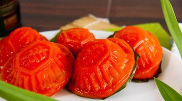 Resep Kue Ku Kue Tok Isi Kacang Hijau Lifestyle Fimela Com