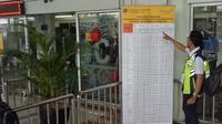 PT Angkasa Pura II mensosialisasikan Peraturan Menteri (PM) Perhubungan Nomor 14 Tahun 2016 (Dok Foto: Ilyas Istianur Praditya/Liputan6.com)