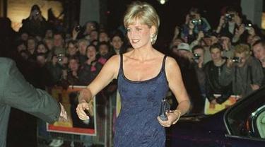 Alasan Putri Diana Emoh Pakai Brand Chanel Usai Bercerai