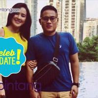 Selena Alesandra untuk pertama kalinya menjalani mudik bersama suami ke Lampung.