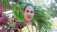 Duta Gizi Nusa Tenggara Timur (NTT) Lugardis Koten mengungkapkan pentingnya anak-anak sarapan dan bawa bekal ke sekolah. (Facebook Lugardis Koten)k