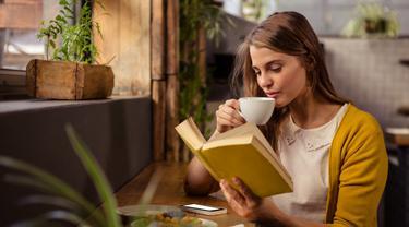 Mencari Posisi Membaca yang Nyaman