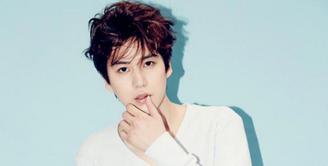Sejak pertengahan 2017 lalu, Kyuhyun Super Junior resmi menjalankan tugas wajib militernya. Ia bertugas sebagai pelayan publik di sebuah kantor pemerintahan. (Foto: Soompi.com)