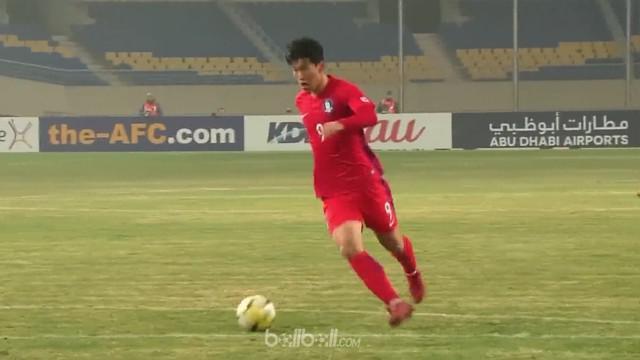 Korea Selatan lolos ke perempat final Piala Asia U-23 dengan menang ketat 3-2 atas Australia. Korsel memimpin di menit 18 ketika L...