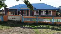 Kantor Camat Kalukku, Kabupaten Mamuju, Sulawesi Barat (Foto: Liputan6.com/Abdul Rajab Umar)