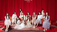 IZ*ONE debut dengan mini album Color*iz