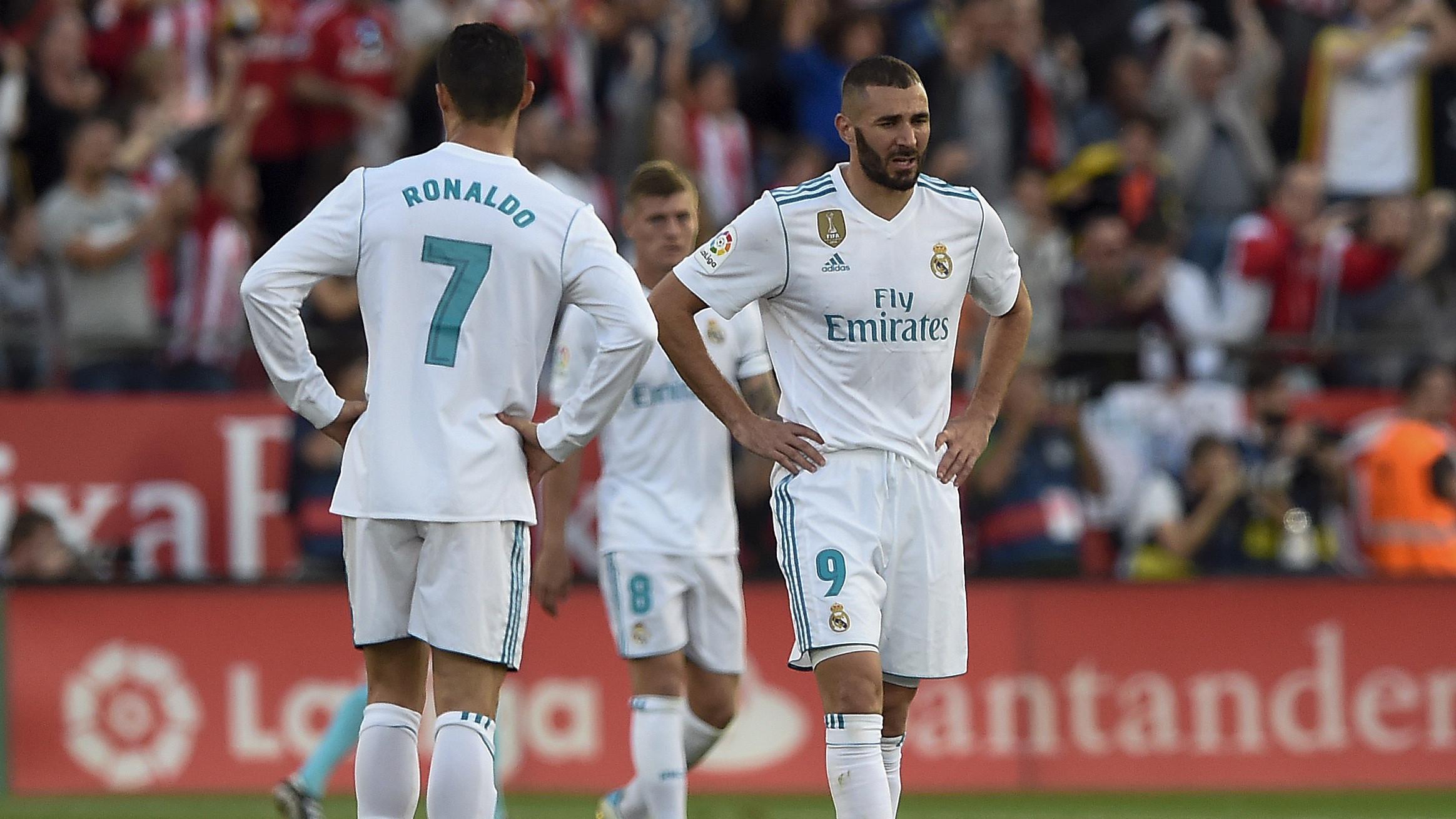 Kebencian terhadap Real Madrid juga berhubungan dengan diktator Spanyol Jenderal Franco selama tahun 1930-an. (AFP/Josep Lago)