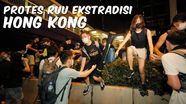 Top 3 hari ini datang dari aksi demonstrasi warga Hong Kong terkait RUU terkait RUU Ekstradisi, ada juga kabar laporan eks komandan Tim Mawar, serta Film Dark Phoenix yang merugi.