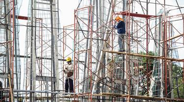 Kementerian PUPR Targetkan Sertifikasi untuk Tenaga Kerja Konstruksi
