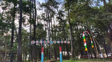 Punti Kayu Palembang, Taman Wisata Alam yang Meredup Saat Pandemi Covid-19