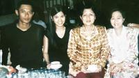 Potret momen-momen awal perkenalan Annisa Pohan dan Ani Yudhoyono 15 tahun lalu. (dok. Instagram @annisayudhoyono/https://www.instagram.com/p/B3_FJU4j3zN/Putu Elmira)