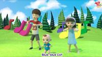 Yuk, Belajar Sekalian Dengeri Lagu Anak Berjudul Colors song Learn Colors. sumberfoto: Kids Star TV
