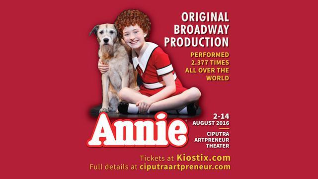 Movie  Annie @KoolGadgetz.com