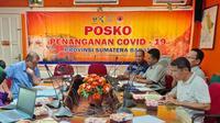 Jumlah pasien positif terjangkit virus corona Covid-19 di Sumatera Barat bertambah menjadi 11 orang pada Selasa 31 Maret 2020.