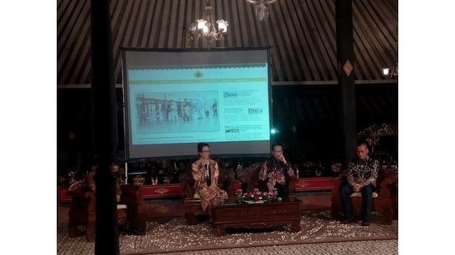 Keraton Yogyakarta Resmikan Website untuk Layani Wisatawan
