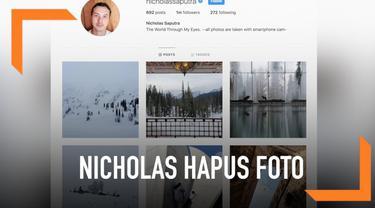 Tepati janjinya, Nicholas Saputra telah menghapus foto selfienya usai nyoblos. So, kalau kamu membuka akun instagram pribadinya, kamu enggak akan menemukan lagi foto selfie Nicholas.
