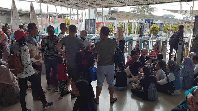 Listrik Di Beberapa Wilayah Bogor Masih Padam Sejak Minggu