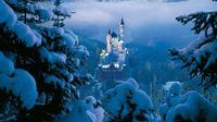Tempat yang menjadi inspirasi film Disney.