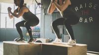 Ilustrasi squat (Sumber: unsplash)