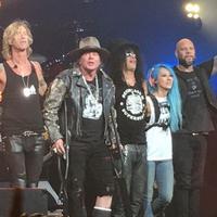 Guns N' Roses formasi reuni (Fott: www.alternativenation.net)