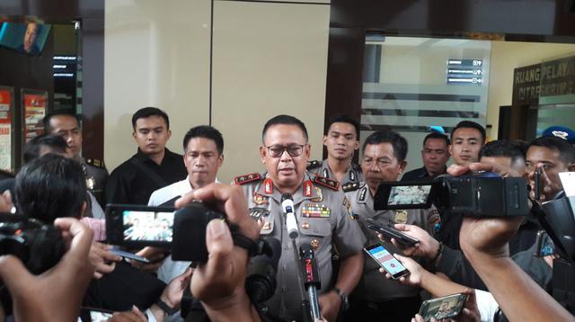 Kapolda Jawa Timur Irjen Pol Luki Hermawan. (Liputan6.com/Dian Kurniawan)