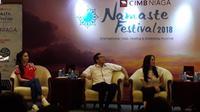 CIMB Niaga Namaste Festival 2018 (Liputan6.com/Komarudin)
