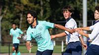 Jelte Pal, pemain keturunan Indonesia yang bermain untuk Willem II Tilburg, klub Eredivisie Liga Belanda. (Instagram/Jelte Pal)