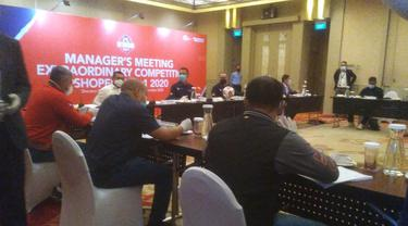 Managers Meeting PT LIB