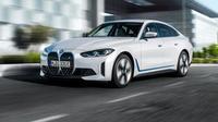Mobil Listrik BMW i4 (Carscoops)