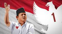 Prabowo Subianto (Liputan6.com/M.Iqbal)