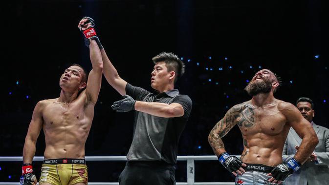 """Rock Man"" Chen Lei (One Championship)"