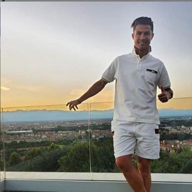 Cristiano Ronaldo Berlibur di Portofino, tempat wisata yang Sering Jadi Gambar Kartu Pos