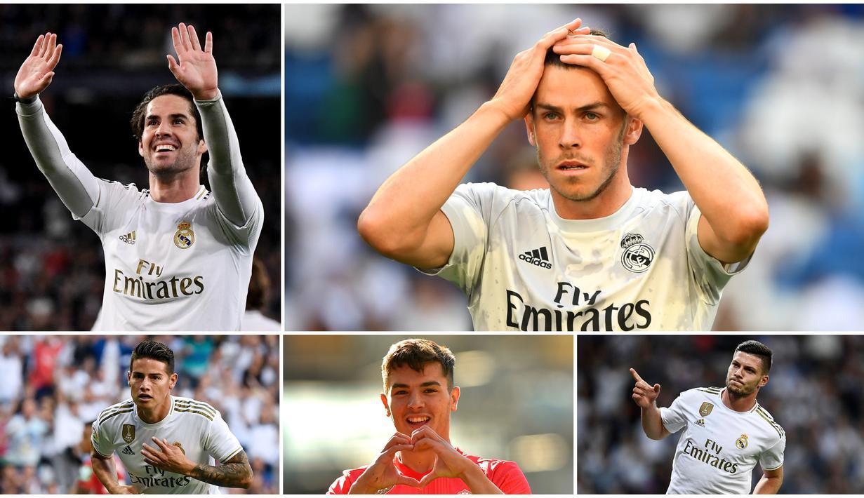 Real Madrid akhirnya berhasil menyegel gelar juara La Liga 2019-2020 usai perlawanan sengit dengan Barcelona. Namun ada beberapa pemain berlabel bintang yang minim kontribusi. Berikut daftar pemain yang bakal didepak Zinedine Zidane musim depan.