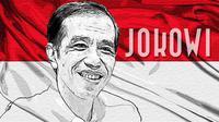 Ilustrasi Jokowi (Liputan6.com/Johan Fatzry)