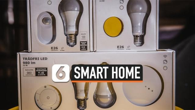 IKEA mulai merambah industri perangkat smart home. Mereka akan bersaing dengan merk yang sudah lebih dulu berada di industri tersebut, seperti Amazon, Apple, Xiaomi, dan lainnya.