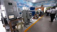 Mesin generator tersebut memiliki kapasitas sekitar 120 liter permenit  atau sekitar 170.000 s/d 200.000 liter per 24 jam. Jika ditotal maka RSUD Wonosari mampu memproduksi 5 juta - 6 juta liter per bulan.