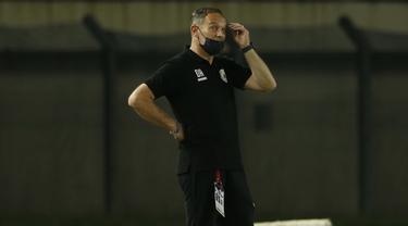 Pelatih PS Sleman Dejan Antonic