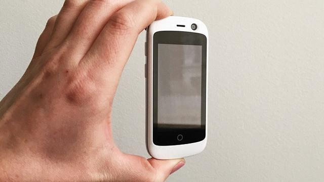 Jelly Smartphone 4g Terkecil Di Dunia Seharga Rp 700 Ribuan Tekno
