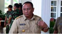 Gubernur Gorontalo Rusli Habibie. (Liputan6.com/Arfandi Ibrahim)