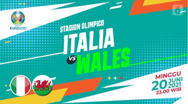 Prediksi italia VS Wales