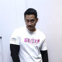 Tora Sudiro, pemain film 3 Dara 2.