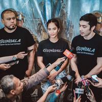 Roadshow film Gundala yang digelar di Mall Taman Anggrek, Jakarta Barat, Sabtu (15/6/2019). (Screenplay Films)
