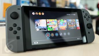 Nintendo Switch Kini Bisa Terhubung dengan Headphone Bluetooth