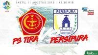 Liga 1 2018 PS TIRA Vs Persipura Jayapura (Bola.com/Adreanus Titus)