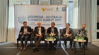 Badan Pengusahaan (BP) Batam mempromosikan Batam di hadapan para pengusaha Australia dalam forum Indonesia Australia Business Summit (IABS) 2019.
