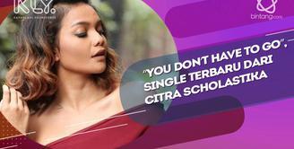 Jika biasanya Citra Scholastika Familiar dengan musik bergenre Jazz, kini Citra beralih ke genre EDM.