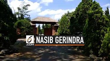 Prabowo Subianto mengumpulkan pimpinan partai Gerindra di kediamannya di Hambalang, Jawa Barat. Diduga Prabowo dan petinggi Gerindra membahas arah politik partai usai Pemilu 2019.