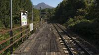 Stasiun Higashiyama, ilustrasi stasiun kereta di Hokkaido. (Sumber Wikimedia Commons)