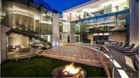 Rumah Mewah Alicia Keys yang Terinspirasi dari Film Iron Man (sumber: masion global)