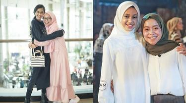 6 Potret Kebersamaan Asila Maisa Anak Ramzi dan Lesty Kejora, Bak Saudara Kandung